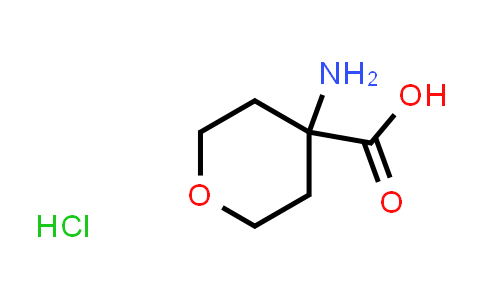 4-Aminotetrahydro-2H-pyran-4-carboxylic acid hydrochloride