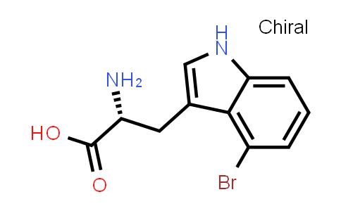 (R)-2-Amino-3-(4-bromo-1H-indol-3-yl)propanoic acid