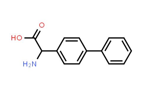 2-([1,1'-Biphenyl]-4-yl)-2-aminoacetic acid