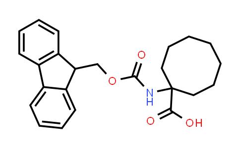1-((((9H-Fluoren-9-yl)methoxy)carbonyl)amino)cyclooctanecarboxylic acid