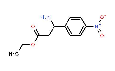 Ethyl 3-amino-3-(4-nitrophenyl)propanoate