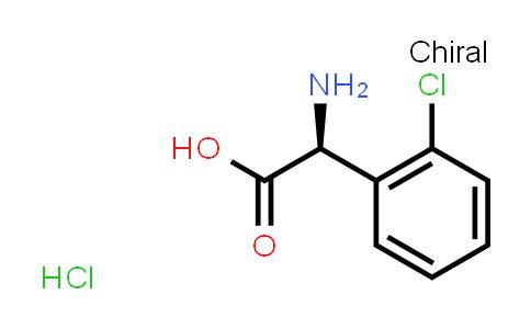 (S)-2-Amino-2-(2-chlorophenyl)acetic acid hydrochloride