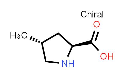 (2S,4R)-4-Methylpyrrolidine-2-carboxylic acid