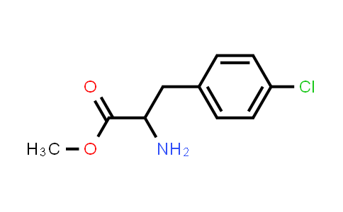 Methyl 2-amino-3-(4-chlorophenyl)propanoate