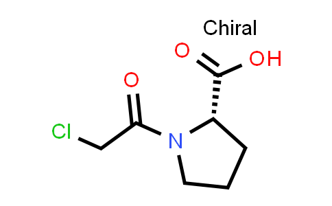 (S)-1-(2-Chloroacetyl)pyrrolidine-2-carboxylic acid