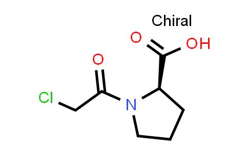 (R)-1-(2-Chloroacetyl)pyrrolidine-2-carboxylic acid