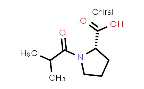 (S)-1-Isobutyrylpyrrolidine-2-carboxylic acid