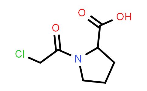1-(2-Chloroacetyl)pyrrolidine-2-carboxylic acid