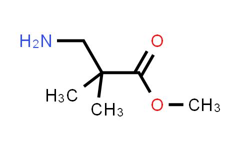 Methyl 3-amino-2,2-dimethylpropanoate