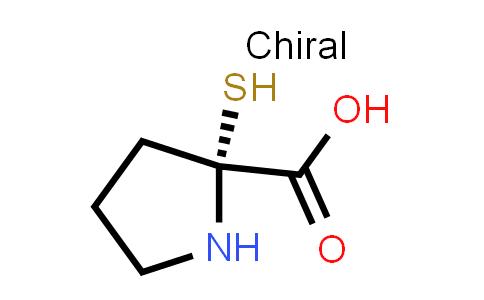 (R)-2-Mercaptopyrrolidine-2-carboxylic acid