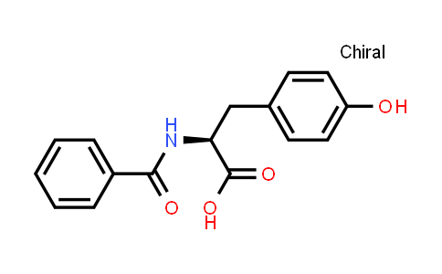 (S)-2-Benzamido-3-(4-hydroxyphenyl)propanoic acid