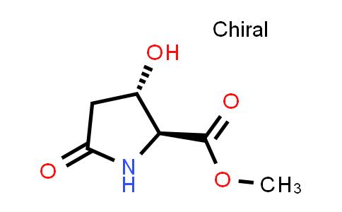 (2S,3S)-Methyl 3-hydroxy-5-oxopyrrolidine-2-carboxylate