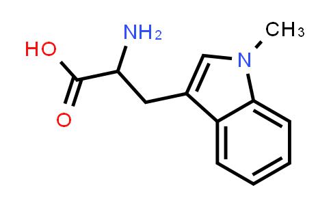 2-Amino-3-(1-methyl-1H-indol-3-yl)propanoic acid