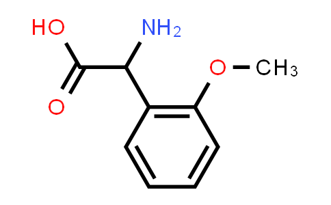 2-Amino-2-(2-methoxyphenyl)acetic acid