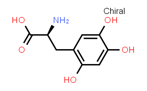 (S)-2-Amino-3-(2,4,5-trihydroxyphenyl)propanoic acid