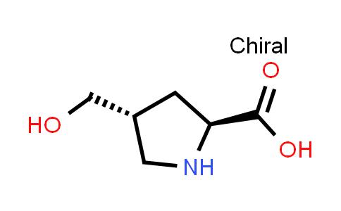 (2S,4R)-4-(Hydroxymethyl)pyrrolidine-2-carboxylic acid