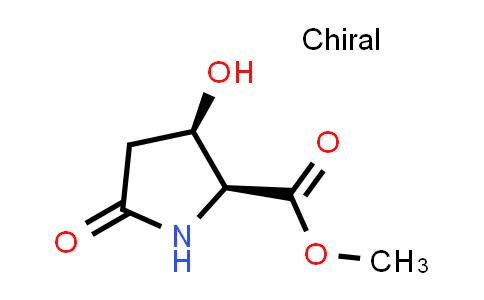 (2S,3R)-Methyl 3-hydroxy-5-oxopyrrolidine-2-carboxylate