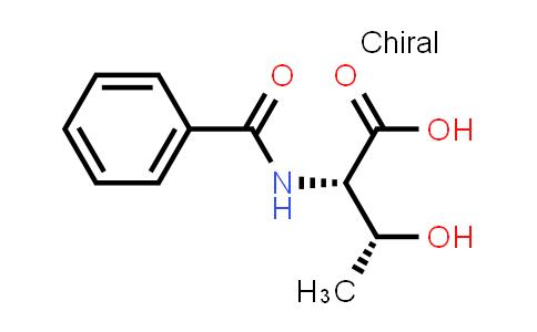 (2S,3R)-2-Benzamido-3-hydroxybutanoic acid
