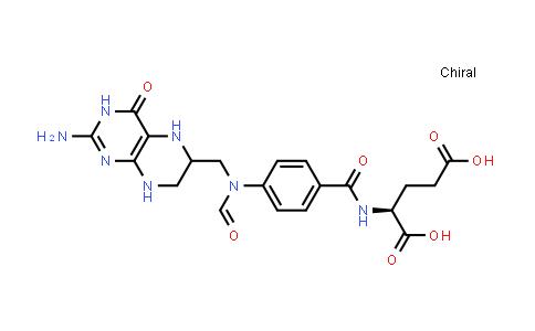 (2S)-2-(4-(N-((2-Amino-4-oxo-3,4,5,6,7,8-hexahydropteridin-6-yl)methyl)formamido)benzamido)pentanedioic acid