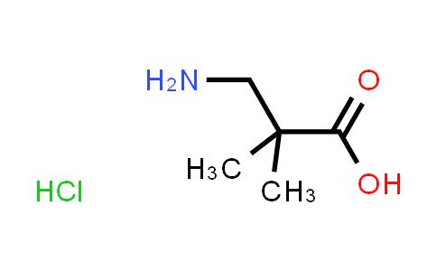 3-Amino-2,2-dimethylpropanoic acid hydrochloride