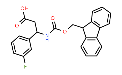 FMoc-3-Amino-3-(3-fluorophenyl)-propionic acid