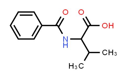 2-Benzamido-3-methylbutanoic acid
