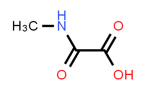 2-(Methylamino)-2-oxoacetic acid