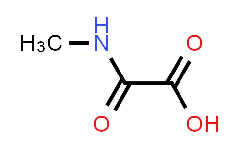 2-(Methylamino)-2-oxoacetic acid