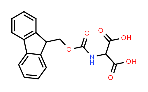2-((((9H-Fluoren-9-yl)methoxy)carbonyl)amino)malonic acid
