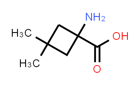 1-Amino-3,3-dimethylcyclobutanecarboxylic acid