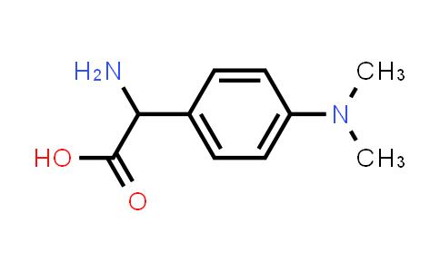 2-Amino-2-(4-(dimethylamino)phenyl)acetic acid