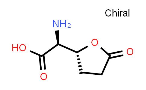 (S)-2-Amino-2-((R)-5-oxotetrahydrofuran-2-yl)acetic acid