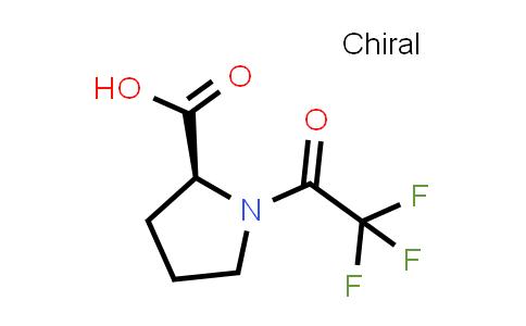 (S)-1-(2,2,2-Trifluoroacetyl)pyrrolidine-2-carboxylic acid