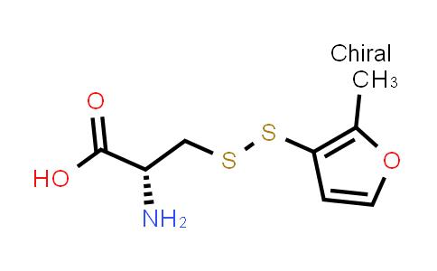 (R)-2-Amino-3-((2-methylfuran-3-yl)disulfanyl)propanoic acid
