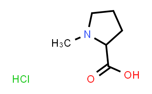1-Methylpyrrolidine-2-carboxylic acid hydrochloride