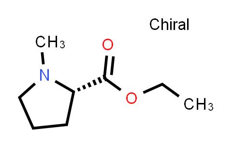(S)-Ethyl 1-methylpyrrolidine-2-carboxylate