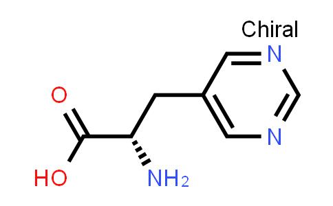 (S)-2-Amino-3-(pyrimidin-5-yl)propanoic acid