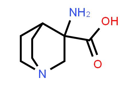 3-Aminoquinuclidine-3-carboxylic acid