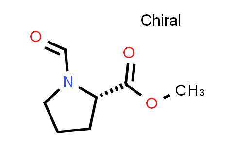 (S)-Methyl 1-formylpyrrolidine-2-carboxylate