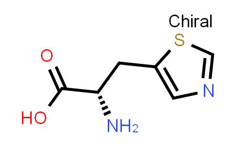 (S)-2-Amino-3-(thiazol-5-yl)propanoic acid