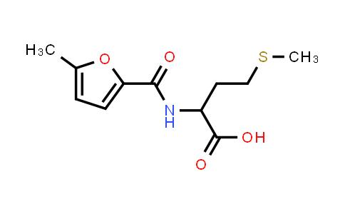 2-(5-Methylfuran-2-carboxamido)-4-(methylthio)butanoic acid