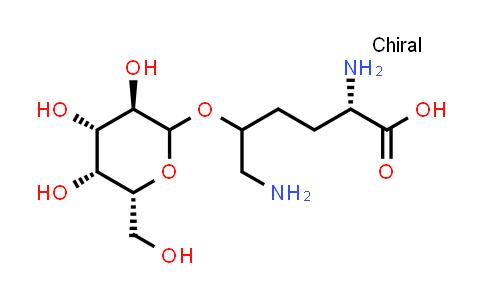 5-(Galactosylhydroxy)-L-Lysine
