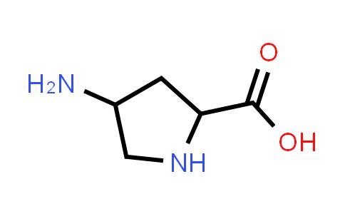 4-Aminopyrrolidine-2-carboxylic acid