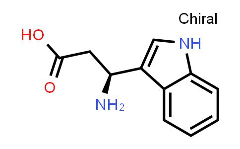 (S)-3-Amino-3-(1H-indol-3-yl)propanoic acid