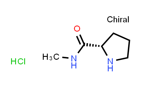 (S)-N-Methylpyrrolidine-2-carboxamide hydrochloride