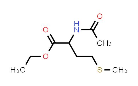 Ethyl 2-acetamido-4-(methylthio)butanoate