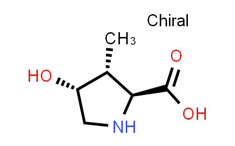 (2S,3R,4R)-4-Hydroxy-3-methylpyrrolidine-2-carboxylic acid