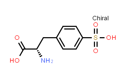 (S)-2-Amino-3-(4-sulfophenyl)propanoic acid