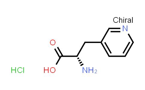 (S)-2-Amino-3-(pyridin-3-yl)propanoic acid hydrochloride