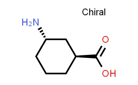 trans-3-Aminocyclohexanecarboxylic acid